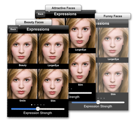 Photo Makeover - Snap and Swipe for Super Model Photos